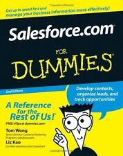 Salesforce.com For Dummies (For Dummies (Lifestyle