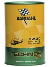 1LT Olio motore AUTO Bardhal TECHNOS c60 5W-30
