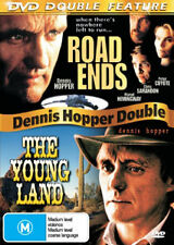 Dennis Hopper ROAD ENDS & THE YOUNG LAND - DOUBLE FEATURE DVD