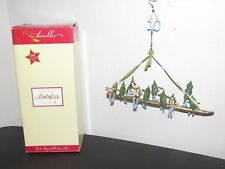 10 Pipers Piping Patience Brewster Krinkles 12 Days of Christmas Ornament