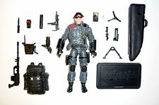 GI JOE LOW LIGHT Pursuit of Cobra Action Figure POC COMPLETE C9+ v8 2011