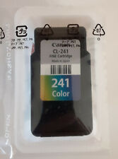Canon Pixma Color Ink CL-241 Cartridge in Plastic Sheath Sealed See Image Below