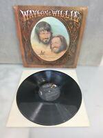 Waylon Jennings & Willie Nelson - Waylon & Willie LP  AFL1-2686 1978 Press Promo