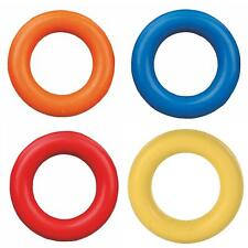 Trixie Natural Rubber Ring Dog/Puppy Chew Toy Donut Waterproof Floats - Assorted