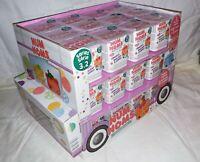 Series 3.2 Num Noms Sealed Box Full Case of 36 w/ Display Truck- Blind Bag Packs