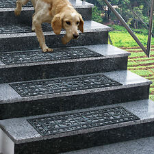 Stufenmatten für Aussenbereiche Treppenmatte Gummi Stufenmatte Antirutschmatten