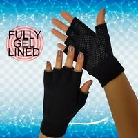 MEDIPAQ™ Gel Lined Hand Protection Therapy Gloves - Arthritis Eczema Rheumatism