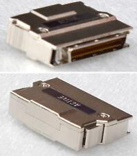 SCSI II ACTIVE AKTIV TERMINATOR 50-POL 50-PIN STECKER HALF PITCH SCSI2  #L39
