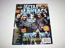 Metal Maniacs Magazine May '05 Issue Judas Priest Metal Gods Rare Out-Of-Print