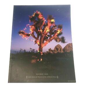 Seasons In The Sun Magazine Palm Springs Holiday 2008 Desert Glamour