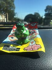 Brand New Marvel Series 3 Shredded Shirt Hulk Rare Ooshie Pencil Toppers