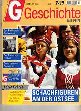 G Geschichte mit Pfiff 7/99  Das Baltikum in der Neuzeit