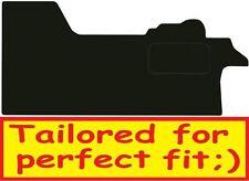 Qualità Su Misura Deluxe Tappetini auto Peugeot Boxer 2007-2017 ** Nero ** Sedile A Panchina