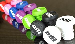 Thug Plugs Mountain Bike BMX NEW ODI Bar End Grips Plugs PAIR 7 Colours