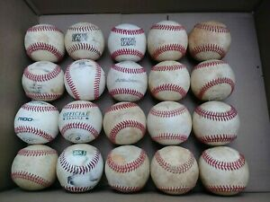 20 Baseballs