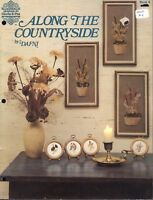 Cross Stitch Patterns Along The Country Side 16 Patterns Projects Crafts