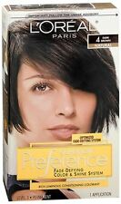 LOreal Superior Preference - 4 Dark Brown 1 Each (Pack of 2)