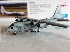 Herpa Wings 1:500 Lockheed C-130H Hercules R. Netherlands AF AVIATIONMODELSHOP
