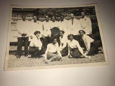 Photo African American Detroit Church Group Choir 1950's