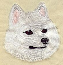 Embroidered Sweatshirt - American Eskimo I1222 Sizes S - Xxl