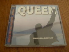 QUEEN -HEAVEN FOR EVERYONE 1 TRACK PROMO 1985