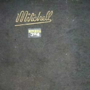 MITCHELL 324 ¬ Boite d'origine de pièces détachées neuves