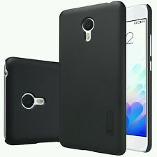 case COVER BLACK NILLKIN FROSTED + PROTECTOR for MEIZU M3 NOTE case
