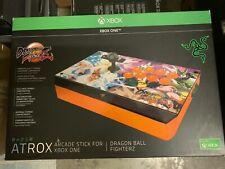 *New Sealed* Razer Arcade Fight Stick Atrox Dragon Ball FighterZ Ed Xbox One