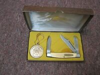 1879-1976 100th ANNIVERSARY OLD CAMILLUS COMPANY FOLDING POCKET KNIFE #3383