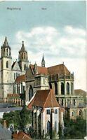 uralte AK, Magdeburg, Dom