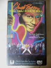 "VHS MUSICALE ""CHUCK BERRY HAIL HAIL ROCK 'N' ROLL "" 1987 videocassetta - FUM0"