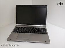 HP Elitebook 8570p core i7-3520m 2.90Ghz 8GB RAM 500GB HDD win7 + Adapter