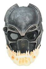 Paintball Airsoft Full Face Protection Alien Vs Predator Mask Cosplay Prop A699