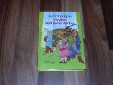 Astrid Lindgren -- IM WALD sind KEINE RÄUBER // Illus Ilon Wikland 1986