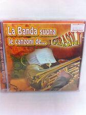 Italian Music Cd La Banda Suona Le Canzoni De I Girasoli Musica Italiana CD New