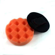 Flexipads COOLSHINE Velcro Sponge Pad for Car Body Waxing, Buffing, Polishing