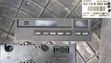 BMW E36 318i - M3 EVO 7 BUTTON OBC ON BOARD TRIP COMPUTER 8363580 BORG US 328 -