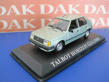 Die cast 1/43 Talbot Horizon GLS 1980 by Ixo