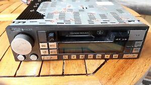 Clarion radio cassette for Range Rover, Jaguar, 1980s