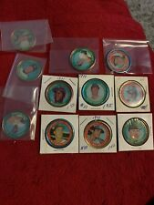 11 Topps Baseball Coins Mixed Players
