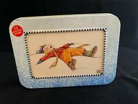 "MARY ENGELBREIT ""NOTEABLES"" COLLECTABLE MEMORY BOX ""SNOW BUSINESS"""