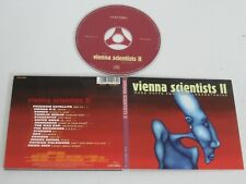 VARIOUS/VIENNA SCIENTISTS II(COLUMBIA COL 495017-2) CD ALBUM DIGIPAK