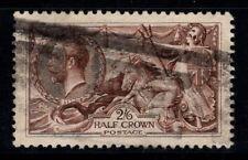 Gran Bretagna 1918-19 SG 414 Usato 100% Giorgio V, 2 s 6 d, Bradbury