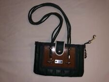 Yaghting Inspired Purse By Sterling O'Keefe Green/White/Wood