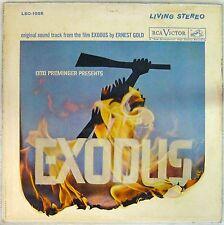Exodus 33 Tours Otto Preminger Ernest Gold 1960
