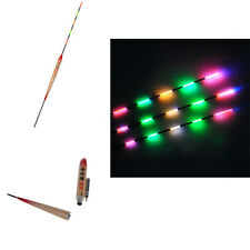 New Fishing Tackle Tools Accessories Floats 5LED Fishing Float with Battery