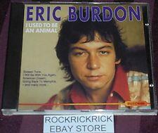 ERIC BURDON - I USED TO BE AN ANIMAL -10 TRACK CD- (SUCCESS 22512CD)