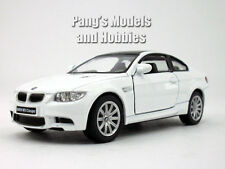 2009 BMW M3 Coupe 1/36 Scale Diecast Model by Kinsmart -White