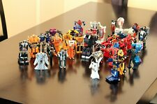 CHALLENGE OF THE GOBOTS - COLLECTION OF 39 ACTION FIGURES