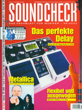 Soundcheck 2003/06 (Metallica)